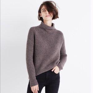 Madewell Southfield Mockneck Sweater M